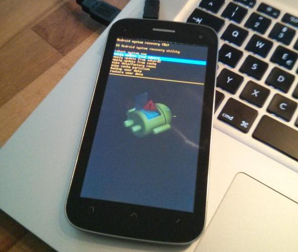 Cynus T2 Firmware Update