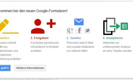 google plus forms
