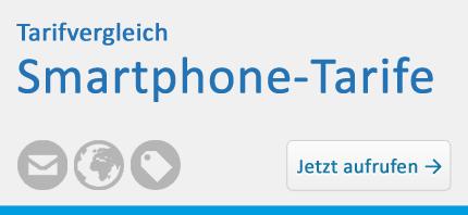 Tarifvergleich – Smartphone-Tarife