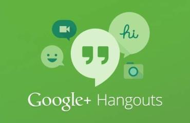 Hangouts Header