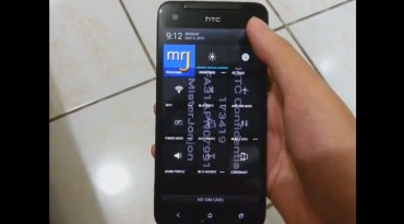 HTC Butterfly Android 4.2.2 Leak