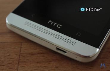 HTC One ZOE