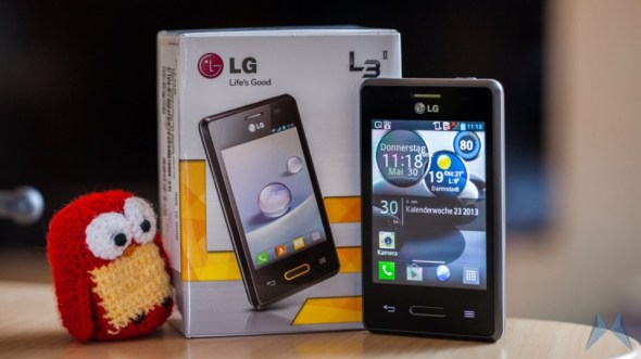 LG Optimus L3 II Test (5)