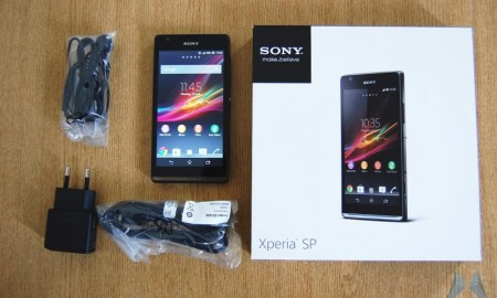 Sony Xperia SP Test income (1)