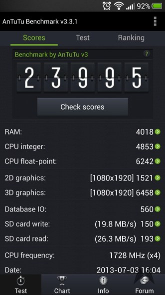 HTC One Benchmark Antutu 2013-07-06 10.39.55
