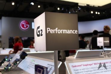 LG G2 Performance Header