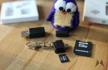 Meenova Mini Micro SD Reader HEADER