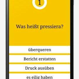 You speak schwäbisch