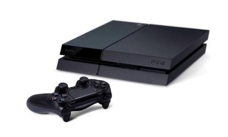 Sony PlayStation 4 Header