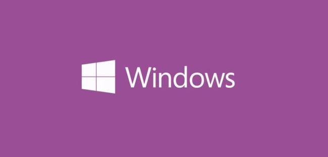 Windows Logo Header