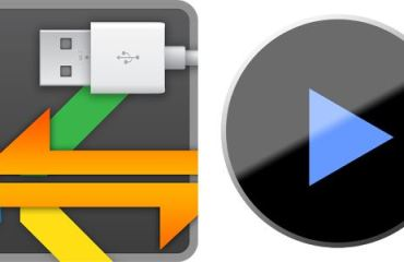 nexus media importer and mx player icons