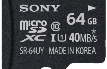 SONY-SR64UYA-microSDXC-Karte-64GB-Class-10