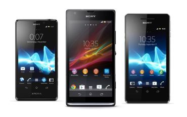 Sony Xperia T V SP Header