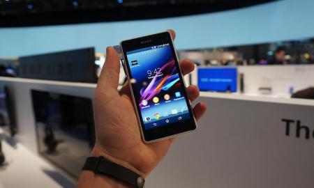 Sony Xperia Z1 Compact Header