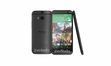 HTC One 2014 Grau Header