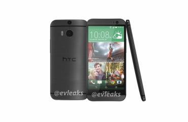 HTC One 2014 Grau Header