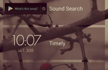 WhatsApp Android Lockscreen-Widget