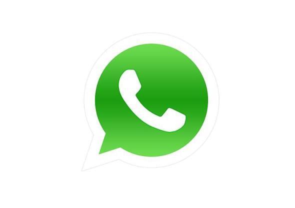 WhatsApp Logo Icon Header