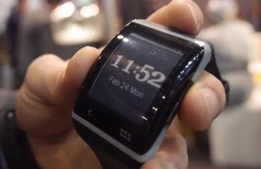 archos smartwatch e-paper