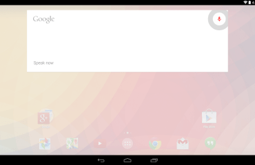 google now launcher 1