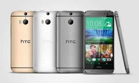 HTC One M8 Farben