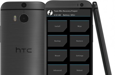 HTC One M8 TWRP