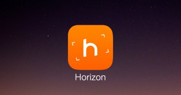 Horizon App Logo Header