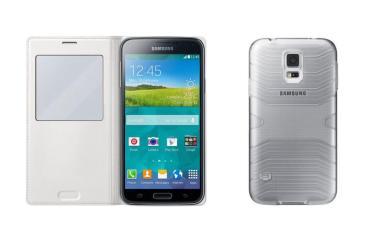 Samsung Galaxy S5 Cover Header