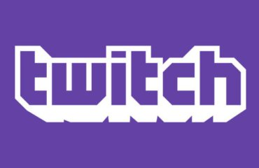 Twitch Logo Header