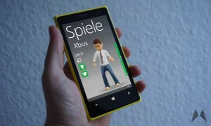 Windows Phone Xbox Live Header