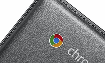 Chromebook Header
