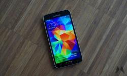 Samsung Galaxy S5 SGS5 Header