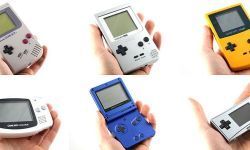 Verschiedene Game Boy Generationen | Bild Wikipedia CC BY 3.0