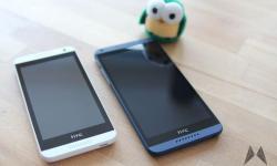 HTC Desire 610 und 816 010