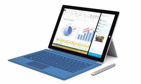 Microsoft Surface Pro 3 Header