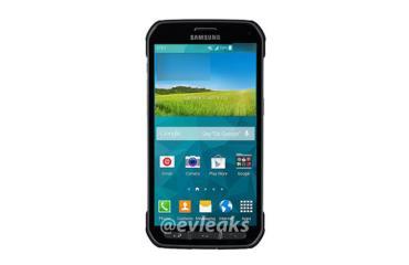 Samsung Galaxy S5 Active Pressebild evleaks