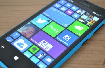 Windows Phone 8.1 Header