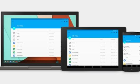 Google Nexus Tablet Android Header