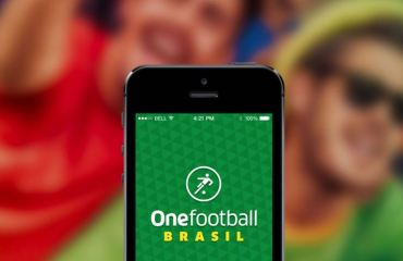 Onefootball Brasil Header