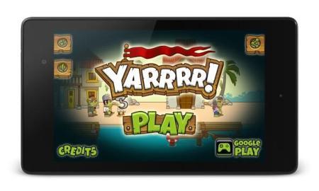 Yarrrr! (Pirates vs Zombies)