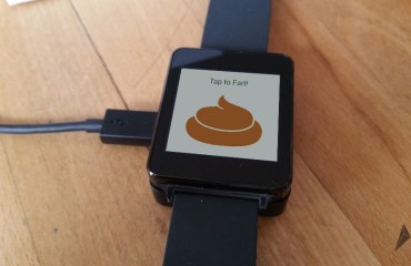 Android Wear FART