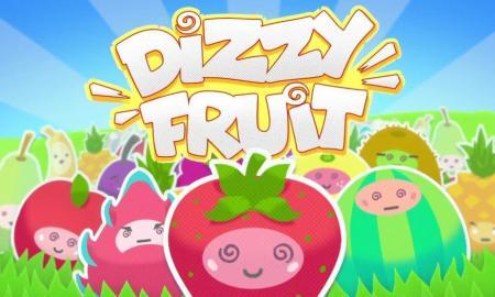 Dizzy Fruit Logo Header