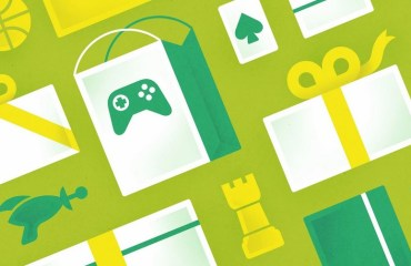 Google Play Store Sommer Sale Header