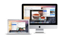 Mac OS X Yosemite Header