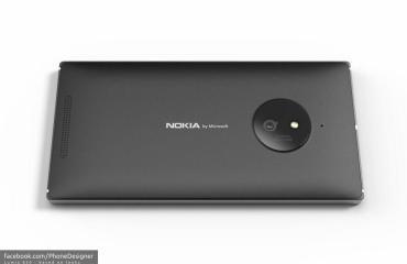 Nokia Lumia 830 Konzept Header