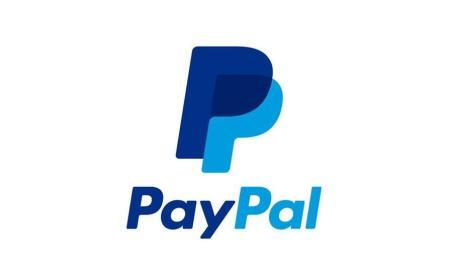 PayPal Logo Header