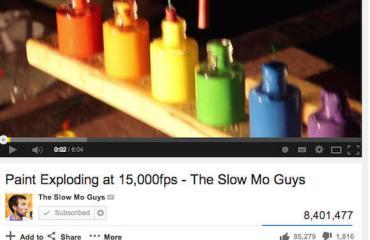 YouTube Videoseiten Redesign 01