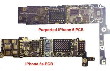 iPhone 6 Logic Board 01