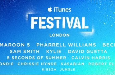 iTunes Festival in London