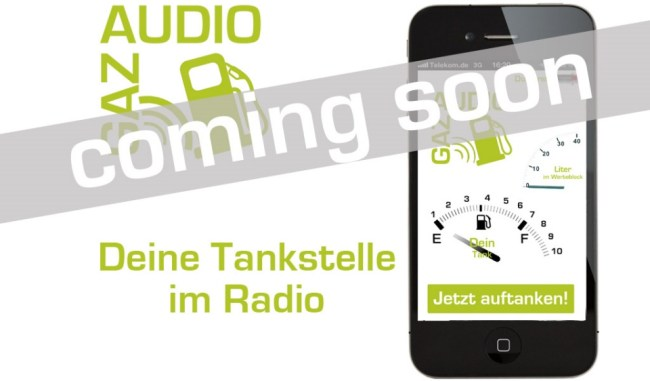 radio audio gaz